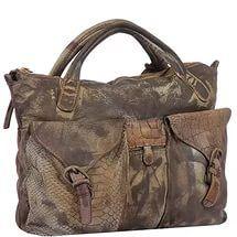Женская классическая сумка Caterina Lucchi.