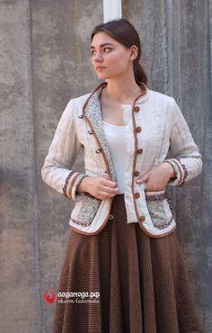 Необычная одежда: этно, бохо, фэнтези