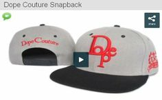 Dope Couture Snapback Share