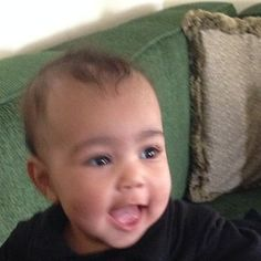 Kim Kardashian Shares New Photos Of Baby North West