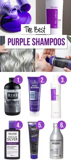 Keep those brassy tones away! Check what's the BEST Silver Shampoo around here Keep those brassy tones away! Check what's the BEST Silver Shampoo around here Purple Grey Hair, Long Gray Hair, Silver Grey Hair, Silver Blonde Hair Dye, Best Silver Hair Dye, Lilac Hair, Silver Nails, Pastel Hair, Silver Dress