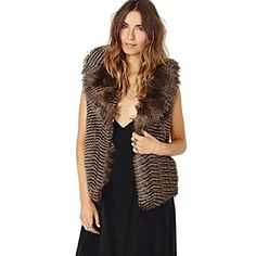 BESTSELLER! Ideal4dress Women's New Warm Faux Fur... $29.44