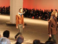 Moda de la Mode: Menswear Monday: London Collections Men Oliver Spencer Show