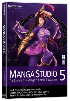 Review Top 10: Manga Studio 5
