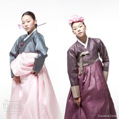 gorgeous fusion hanboks are from Hanbok Lynn, designed by Kim Min Jeong