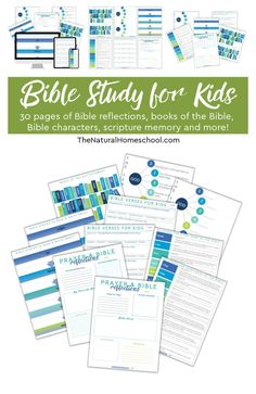 Awesome Bible Study Pages for Kids Come and find out what we are adding to our Bible class this upcoming homeschool year. And who knows? Maybe the Bible Study for Kids will be helpful to you, too! #biblestudyforkids #homeschoolbible #booksofthebible #booksofthebibleworksheets Bible Study For Kids, Bible Verses For Kids, Bible Verse Memorization, Gifted Education, Bible Prayers, Teaching Kids, Homeschool, How To Memorize Things, Book Names