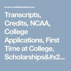 Wonderful faculty scholarships which can be available to homeschoolers 1-10