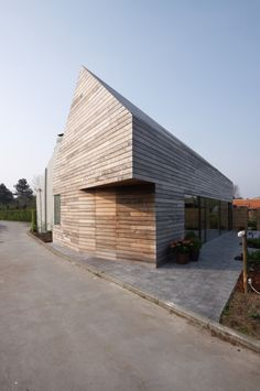 House extension - Lokeren