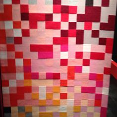 Imm cologne 2014 knitted pixel textile innovation