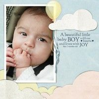 A Project by mariafer from our Scrapbooking Gallery originally submitted 01/12/12 at 03:20 PM
