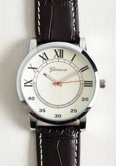 Remember That Time? Men's Watch