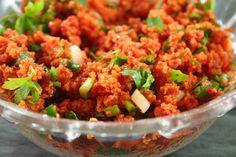 Kisir – Couscous salade à la Turks |