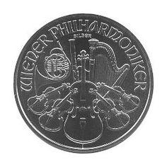 Silber Philharmoniker Österreich #silver #austria