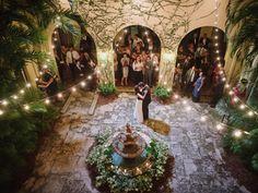 Villa Woodbine Coconut Grove Florida Wedding Venues 6