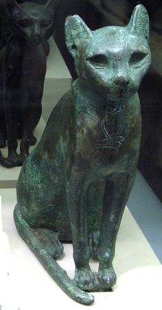 Cat  Period: Late Period–Ptolemaic Period  Date: 664–30 B.C.  Geography: Country of Origin Egypt