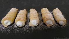 Schaumrollen - Gudrun von Mödling Gudrun, Baking Recipes, Bread, Desserts, Food, Cake Ideas, Chef Recipes, Cooking Recipes, Tailgate Desserts