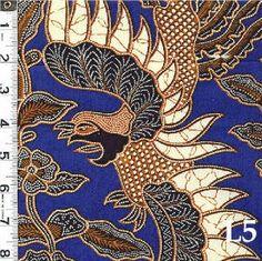 Indonesian Batik Art