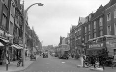 Photo of Tooting, 1961 from Francis Frith Vintage London, Old London, Candid Photography, Street Photography, Old Pictures, Old Photos, Great Memories, Childhood Memories, Old Street