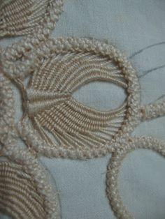 MACRAME' RUMENO - POINT LACE Freeform Crochet, Irish Crochet, Crochet Motif, Russian Crochet, Doilies Crochet, Doily Patterns, Embroidery Patterns, Crochet Patterns, Dress Patterns