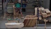 O programa Mari its TV que é exibido pela Ric TV nos estados do Parana e de Santa Catarina traz uma entrevista com Mari Bellegard foi a fábrica de shapes da Cisco desvendar como se fabrica um shape, Seu Antonio Portes mostrando um pouco da fabricação feita pela empresa.