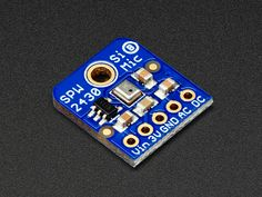 NEW PRODUCT – Adafruit Silicon MEMS Microphone Breakout – SPW2430
