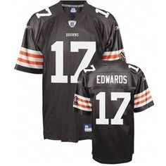 Braylon Edwards Black Jersey  $19.99  The jersey is made of heavy fabric with nylon diamond weave mesh  Player number, name embroidered on back, chest or shoulders  Team Logo embroidered on sleeves  NFL logo embroidered on chest