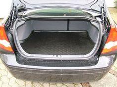 2005-2007 Volvo S50 Carbox II Cargo Liner - Black