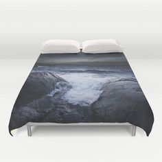 Crashing memories Duvet Cover by HappyMelvin | Society6