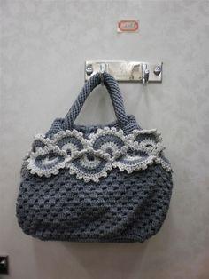 PDF Fashion Holds the Bag Crochet Purse Handbag Pattern ...