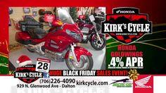 Kirk's Cycle HUGE Black Friday Sales Event