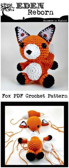 These Cute free crochet fox patterns would surely change your views from evil and cunning to cute and adorable about the foxes! Crochet Feeling Foxy