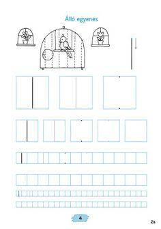 Mozaik Számvázoló 1 - Kiss Virág - Picasa Webalbumok Kindergarten Math Worksheets, Tracing Worksheets, Pre Writing, Motor Skills, Fine Motor, Special Education, Activities For Kids, Homeschool, Printables