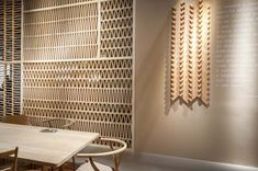 HOUSE OF 1000 FABRICS: Patricia Urquiola Lands collection for Mutina