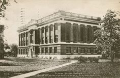 Law Building, University of Nebraska