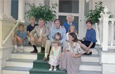 View the Inside the Vice President's house photo gallery on Yahoo News. Find more news related pictures in our photo galleries. Barbara Pierce Bush, Barbara Bush, Greatest Presidents, American Presidents, Republican Presidents, Us Presidents, George Bush Family, Laura Bush, Jenna Bush