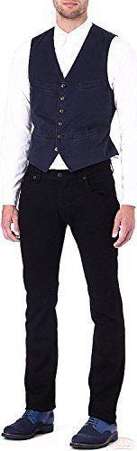 Polo Ralph Lauren New Langley Vest, Navy, XL