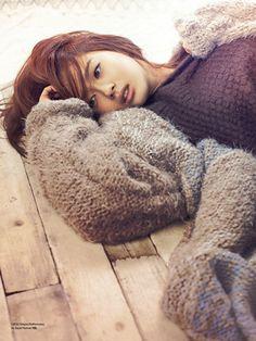 Go Ara Harper's Bazaar Korea Magazine