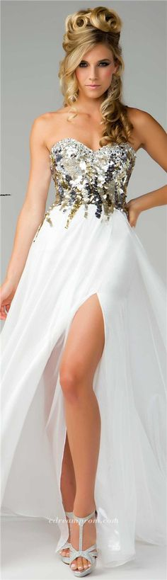 sexy prom dreses