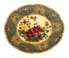 Hungarikumok - Zsolnay porcelán dísztál
