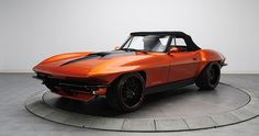 Awesome '67 Pro-Touring Vette w/ 700 HP Katech 500cid V8 & 6 Speed!