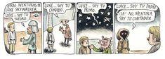 Luke  soy tu por Liniers