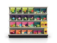 BELAYA DACHA Salads rebrand on Packaging of the World - Creative Package Design Gallery