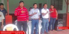 CEREMONIA DE JURAMENTACIÓN DE NUEVA DIRECTIVA DE LA FEPCACYL Y REVALORACIÓN DE LA HOJA SAGRADA DE LA COCA
