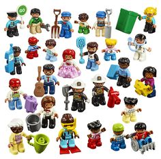 De nieuwste DUPLO poppetjes set van LEGO Education is nu leverbaar! Classroom Activities, Learning Activities, Van Lego, Lego Duplo, Play To Learn, Imaginative Play, Social Skills, Education, Children