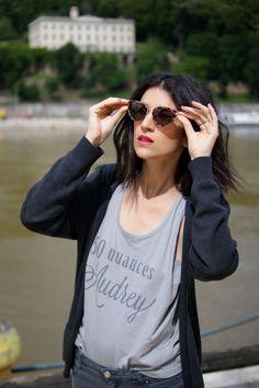 50 Nuances d'Audrey - Blog Mode en France Blogueuse mode et créatrice: tenue 100% made in France