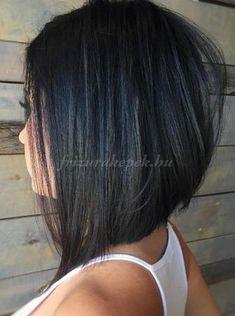 félhosszú+frizurák+egyenes+hajból+-+előre+hosszabbodó+hosszú+bubifrizura