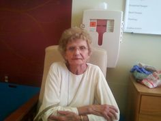 Aunt Alice coming to visit at Quillen Rehab in August