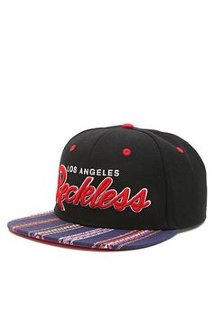 Young & Reckless Tribal Snapback Hat at PacSun.com