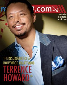 Terrance Howard ~ An amazingly talented actor. Usher Raymond, Lee Daniels, Newspaper Cover, Mission Control, Mind Games, Moving Pictures, Best Actor, American Actors, Good People