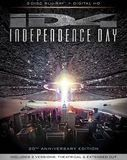 Independence Day [Includes Digital Copy] [Blu-ray] [20th Anniversary Edition] [With Movie Money] [1996]